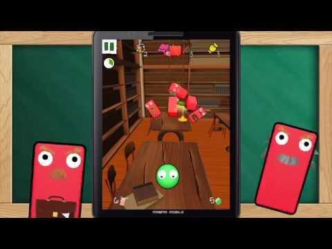 Bubble Blast Knockdown - Magma Mobile Game