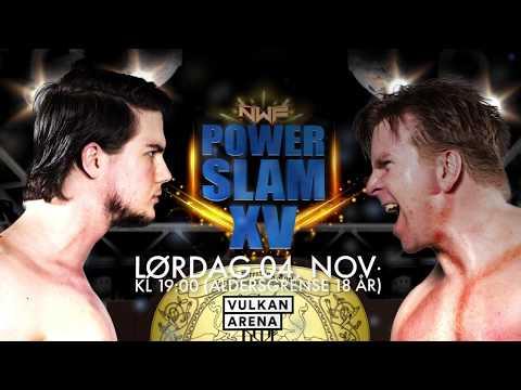 Powerslam XV: Espen Olsen vs Erik Isaksen