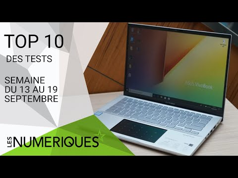 TOP 10 Des Tests Du 13 Au 19 Septembre 2019