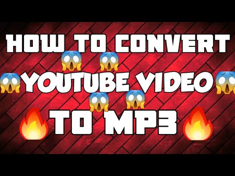 How to convert youtube video to MP3 #short #shorts