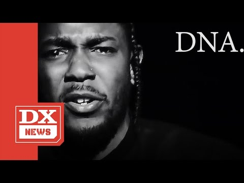 """Kendrick Lamar Expected To Top Billboard 200 With """"DAMN."""" & Drops """"DNA"""" Video"""