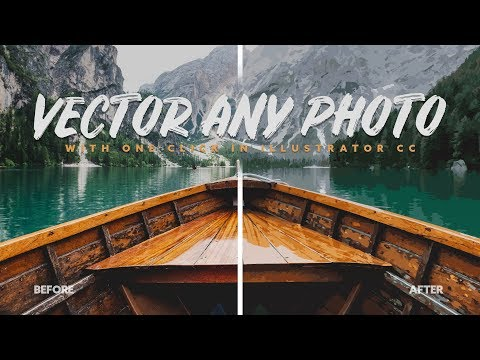 Vector Any Photo With One Click!