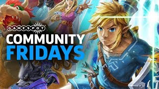Challenge Us In Super Smash Bros Ultimate | GameSpot Community Fridays