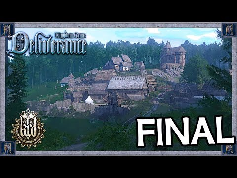 A Fully Upgraded Village! FINAL - Kingdom Come: Deliverance From the Ashes Gameplay #11