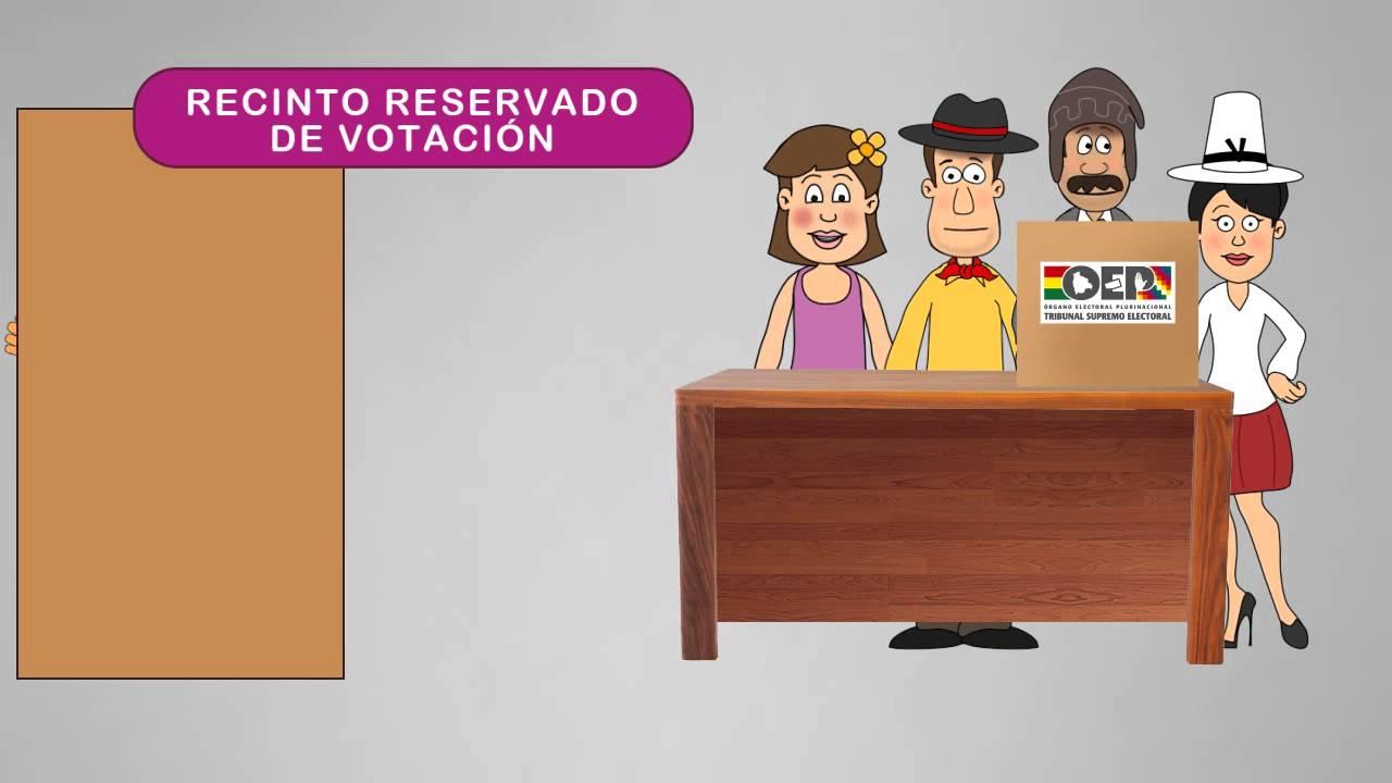 Elecciones Generales - Serie animada 4 - YouTube