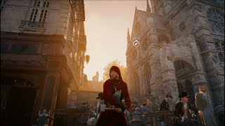AC Unity -BLOODY FINISHING MOVES with Eagle Of Suger /SLOW MOTION