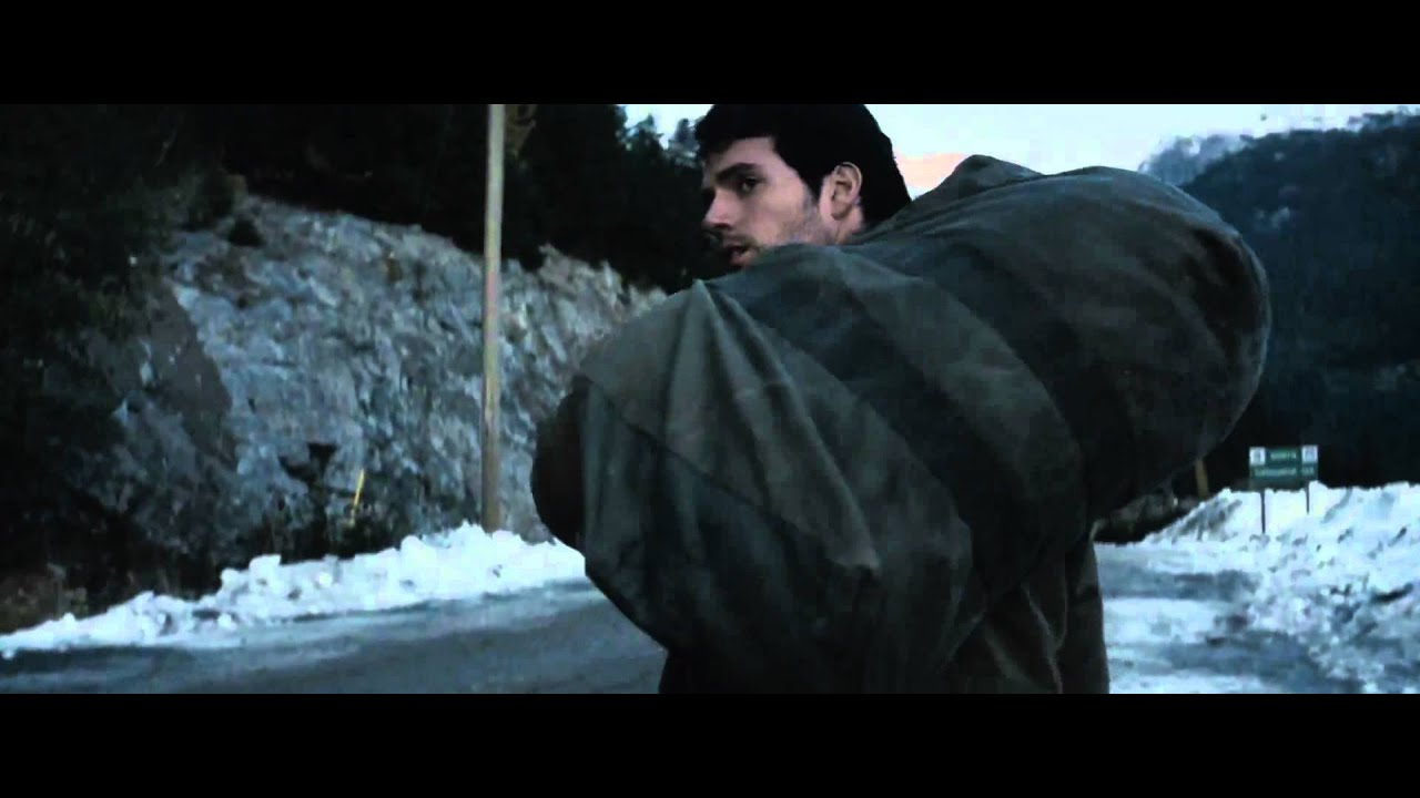 Superman: El Hombre de Acero (2013), Trailer Español