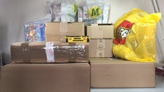 LEGO Haul Number 83 (SPECIAL DELIVERY INCLUDED !!!!)