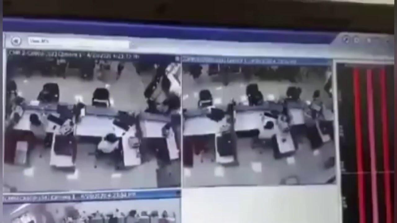Toàn cảnh vụ cướp Ngân Hàng Techcombank chi nhánh Sóc Sơn ngày 20/04/2020