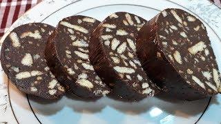 Buz Gibi Mozaik Pasta Tarifi
