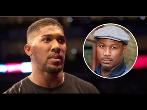 """LENNOX LEWIS: """"ANTHONY JOSHUA'S BAD DECISIONS COST HIM THE WILDER FIGHT"""""""
