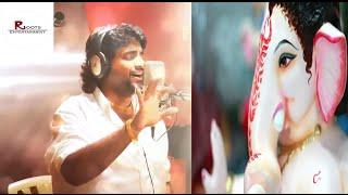 Ganpati Bappa Majha | Adarsh Shinde | Hindi Song