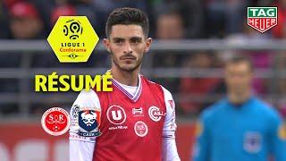 Stade de Reims - SM Caen ( 2-2 ) - Résumé - (REIMS - SMC) / 2018-19