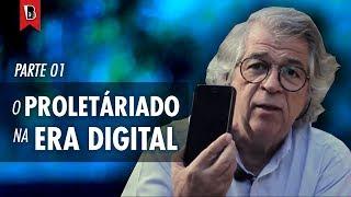 Ricardo Antunes: O novo proletariado da era digital   Curso: