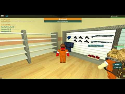 roblox prison life2.0 escapin