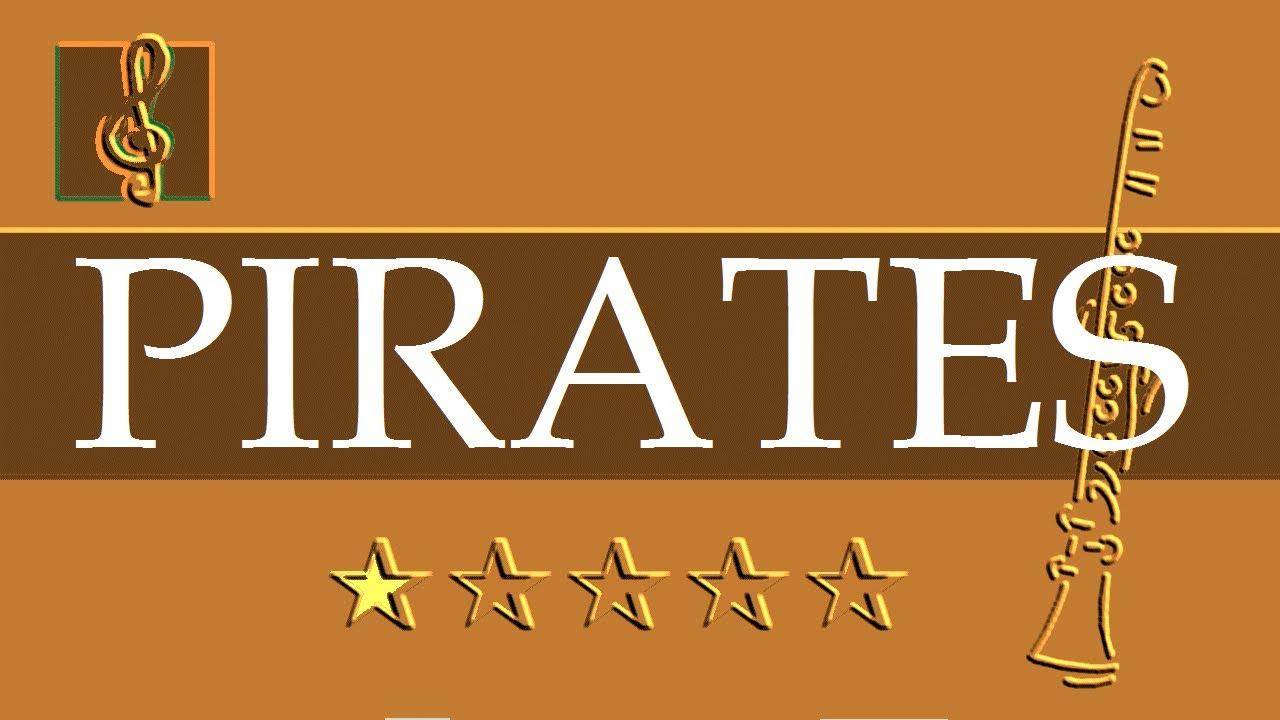 Clarinet Guitar Duet Davy Jones Pirates Of The Caribbean Theme