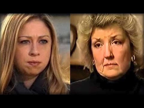 CLINTON RAPE ACCUSER LETS LOOSE ON CHELSEA, DELIVERS SICK TRUTH ABOUT HER PARENTS