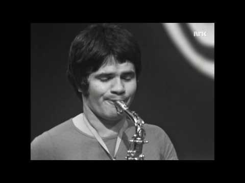 Christian Reim, NRK TV Studio, Oslo, Norway (Summer 1971) Jazz