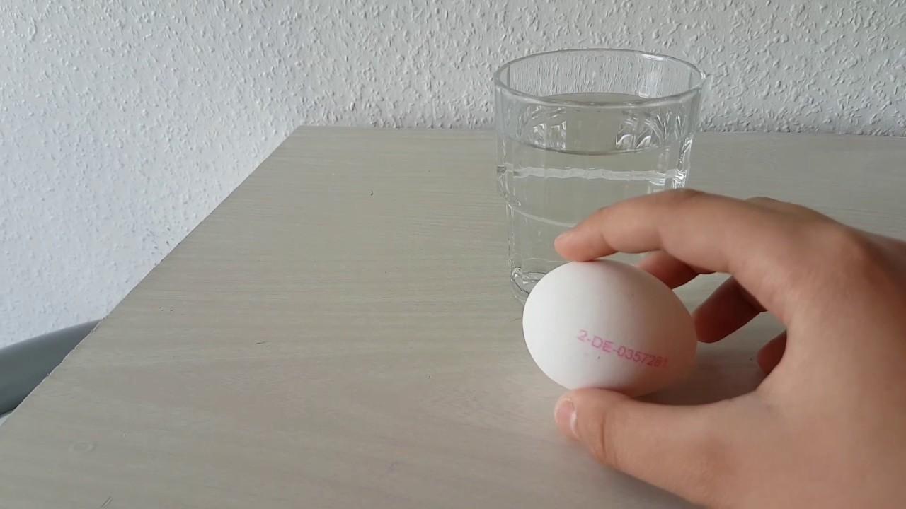Yumurtanın Taze Olduğunu Nasıl Anlarız
