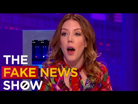 Katherine Ryan's Botched Bum Lift - The Fake News Show