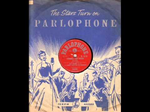 BERT WEEDON with SIDNEY TORCH ORCHESTRA STRANGER THAN FICTION 78 RPM