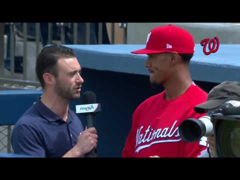 Joe Ross chats with Dan Kolko about his changeup