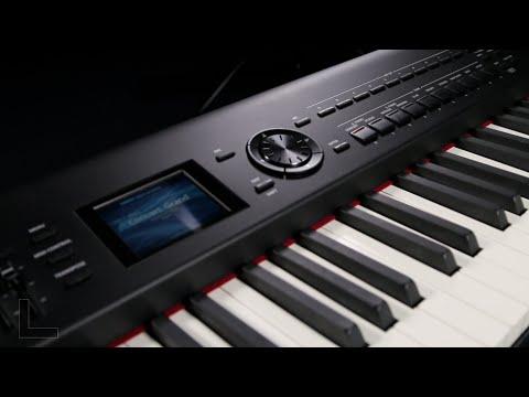 roland rd 800 stage piano youtube. Black Bedroom Furniture Sets. Home Design Ideas