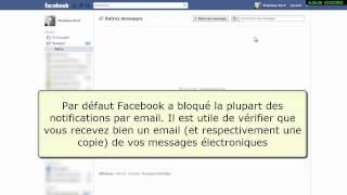 Facebook, retrouver les messages égarés