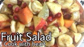 easy homemade fruit custard recipe