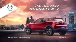 Mazda CX-3 el Anuncio de TV.
