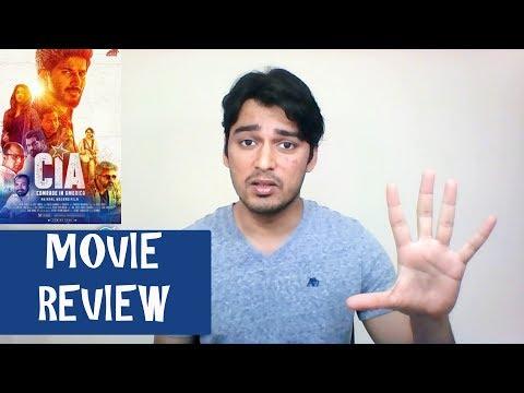 CIA Malayalam Movie Review | Comrade in America