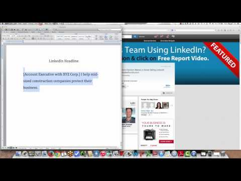 LinkedIn Profile Tips for Job Seekers (5 TIPS TO STAND OUT) from YouTube · Duration:  10 minutes 53 seconds