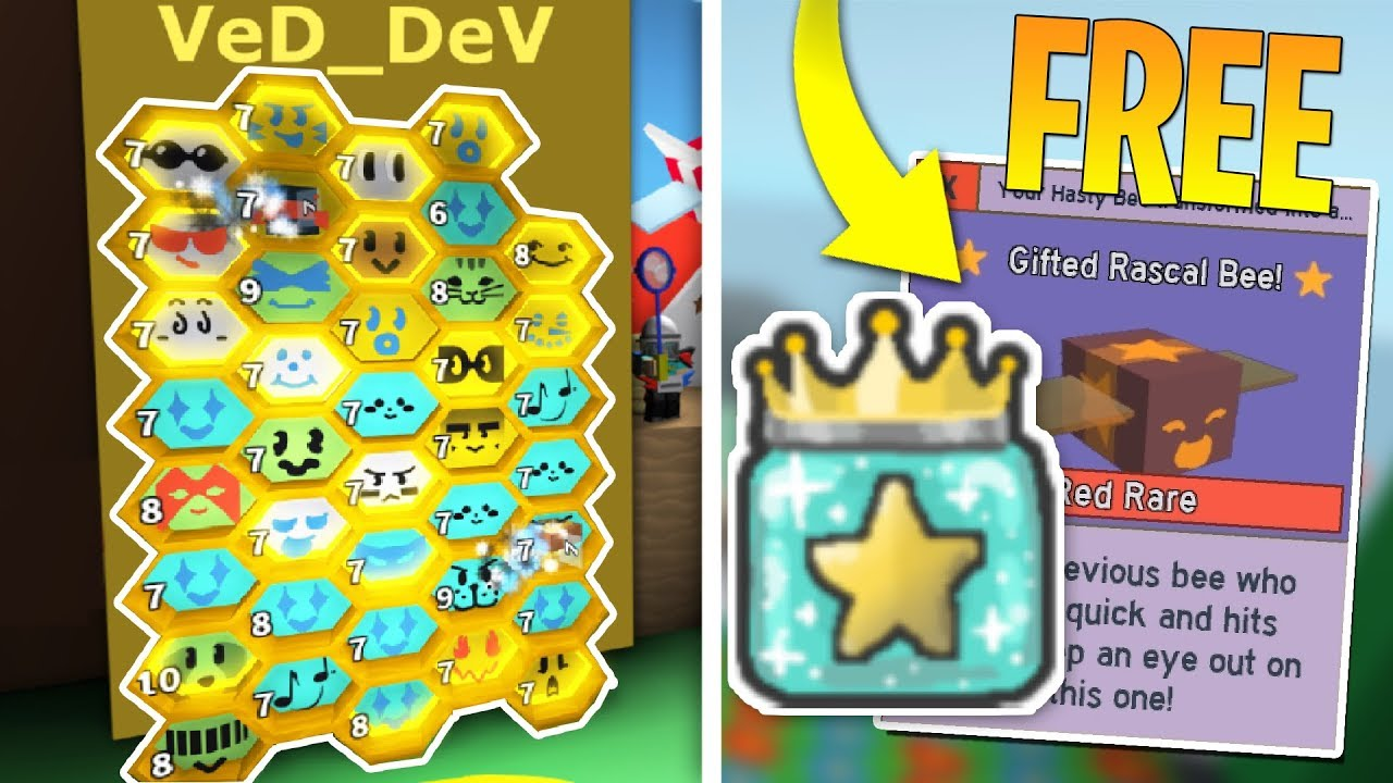How To Get Free Star Jelly In Bee Swarm Simulator Christmas