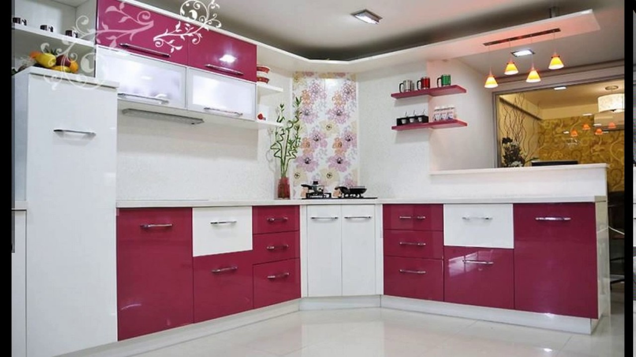 Small Modern Kitchen Designs 2017