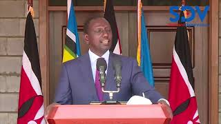 Deputy President William Ruto\'s full COVID-19 pandemic speech; urges employers not to fire workers