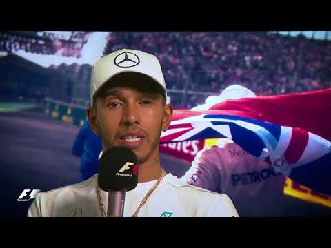 Lewis Hamilton Reflects On His 4th F1 World Title
