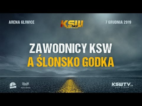 KSW 52: Zawodnicy KSW a ślonsko godka