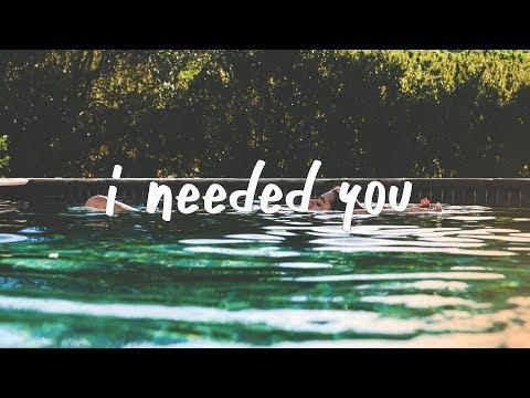 blackbear - i needed you