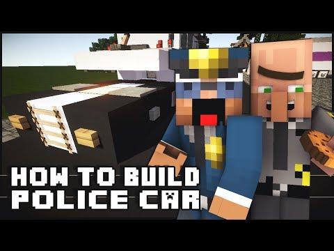 minecraft how to build a race car