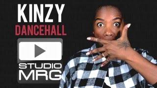 Cours Dancehall - Kinzy -  Studio MRG - Mavado story