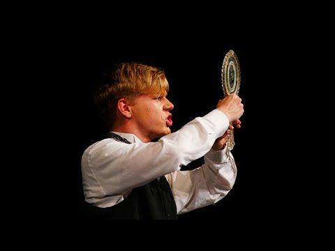 Wilson Area High School rehearse 'Jekyll & Hyde'