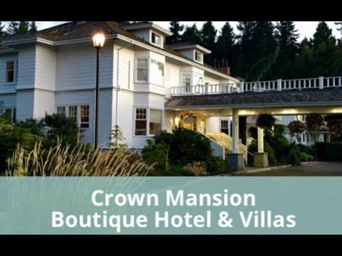 Crown Mansion Boutique Hotel & Villas, Qualicum Beach, BC
