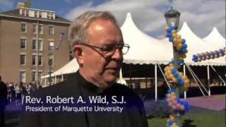 Law School Dedication at Marquette University