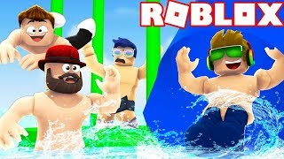 THE BEST WATERPARK in ROBLOX!!!