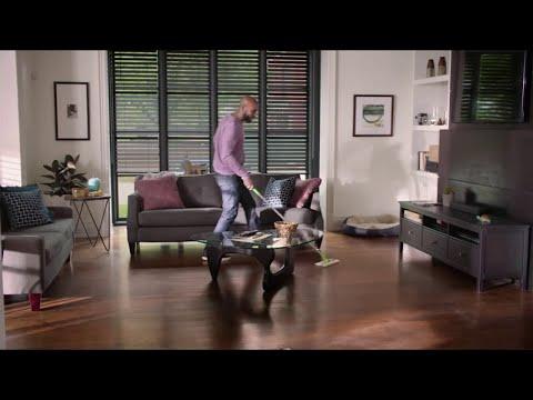 Vidéo Balai Swiffer - Publicité