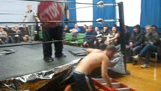No DQ Match - Innovator VS Devastator *RECAP* {Infection 2015} CHW Pro Wrestling