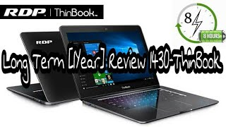 RDP Thin Book-1430 | Long Term Usage Review | Cheapest Laptop | Best Student Laptop