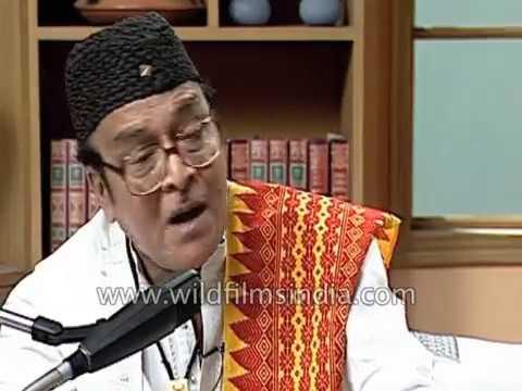 Bhupen Hazarika sings 'Ganga Behti Ho Kyun'
