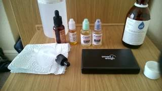 How to make your own e-liquid by Peter G