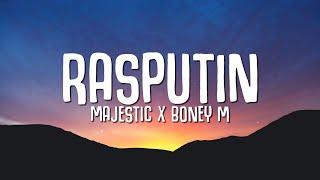 Download Majestic, Boney M. - Rasputin (Lyrics) he was big and strong in his eyes a flaming glow